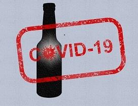 Alcohol i covid